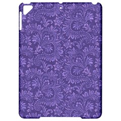 Floral Pattern Apple Ipad Pro 9 7   Hardshell Case