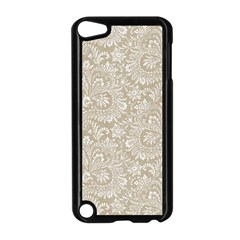 Floral Pattern Apple Ipod Touch 5 Case (black) by ValentinaDesign