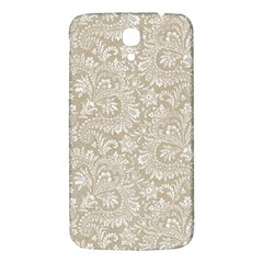 Floral Pattern Samsung Galaxy Mega I9200 Hardshell Back Case by ValentinaDesign