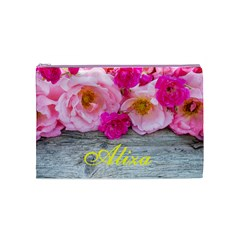 By Nechama   Cosmetic Bag (medium)   W132c33tclb7   Www Artscow Com Front