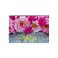 By Nechama   Cosmetic Bag (medium)   W132c33tclb7   Www Artscow Com Back