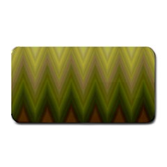 Zig Zag Chevron Classic Pattern Medium Bar Mats by Nexatart