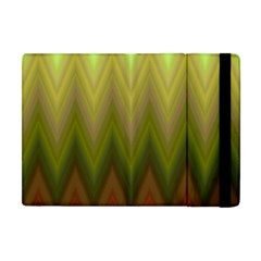 Zig Zag Chevron Classic Pattern Apple Ipad Mini Flip Case