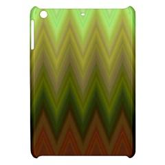 Zig Zag Chevron Classic Pattern Apple Ipad Mini Hardshell Case by Nexatart
