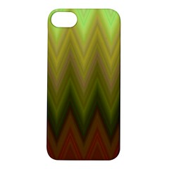 Zig Zag Chevron Classic Pattern Apple Iphone 5s/ Se Hardshell Case