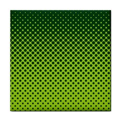Halftone Circle Background Dot Tile Coasters by Nexatart