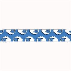 Sheep Pattern Wallpaper Vector Small Bar Mats by Nexatart
