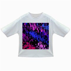 Modern Abstract 46b Infant/toddler T Shirts by MoreColorsinLife