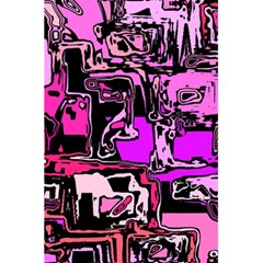 Modern Abstract 47b 5 5  X 8 5  Notebooks by MoreColorsinLife