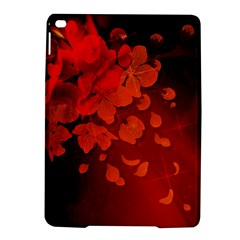 Cherry Blossom, Red Colors Ipad Air 2 Hardshell Cases by FantasyWorld7