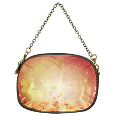 Flower Power, Cherry Blossom Chain Purses (two Sides)  by FantasyWorld7