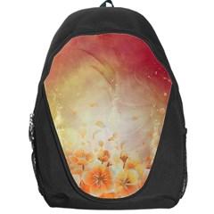 Flower Power, Cherry Blossom Backpack Bag by FantasyWorld7