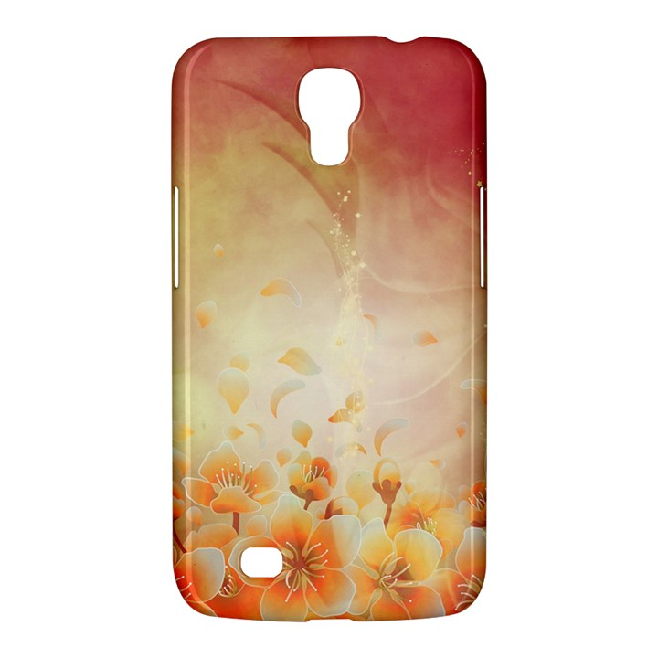Flower Power, Cherry Blossom Samsung Galaxy Mega 6.3  I9200 Hardshell Case
