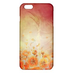 Flower Power, Cherry Blossom Iphone 6 Plus/6s Plus Tpu Case by FantasyWorld7