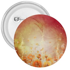 Flower Power, Cherry Blossom 3  Buttons by FantasyWorld7
