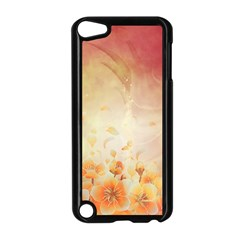 Flower Power, Cherry Blossom Apple Ipod Touch 5 Case (black) by FantasyWorld7