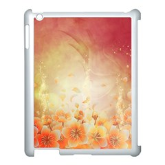 Flower Power, Cherry Blossom Apple Ipad 3/4 Case (white) by FantasyWorld7
