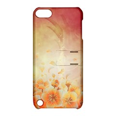 Flower Power, Cherry Blossom Apple Ipod Touch 5 Hardshell Case With Stand by FantasyWorld7