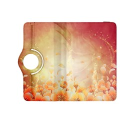 Flower Power, Cherry Blossom Kindle Fire Hdx 8 9  Flip 360 Case by FantasyWorld7