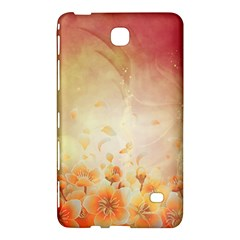 Flower Power, Cherry Blossom Samsung Galaxy Tab 4 (8 ) Hardshell Case  by FantasyWorld7