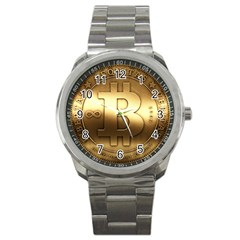 Bitcoin Watches by printyourdress