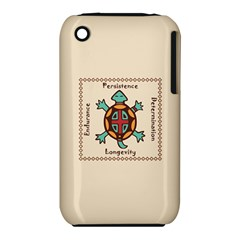 Turtle Animal Spirit Iphone 3s/3gs by linceazul