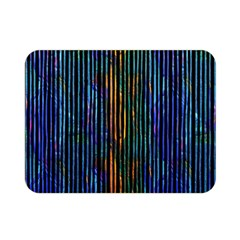 Stylish Colorful Strips Double Sided Flano Blanket (mini)  by gatterwe