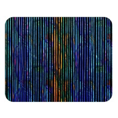 Stylish Colorful Strips Double Sided Flano Blanket (large)  by gatterwe