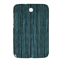 Stylish Frost Blue Strips Samsung Galaxy Note 8 0 N5100 Hardshell Case  by gatterwe