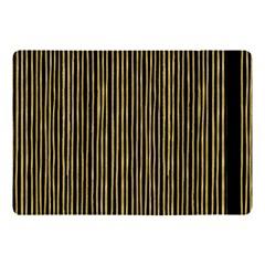 Stylish Golden Strips Apple Ipad Pro 10 5   Flip Case by gatterwe