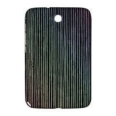 Stylish Rainbow Strips Samsung Galaxy Note 8 0 N5100 Hardshell Case  by gatterwe