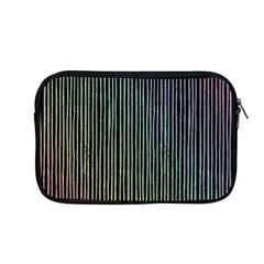 Stylish Rainbow Strips Apple Macbook Pro 13  Zipper Case by gatterwe