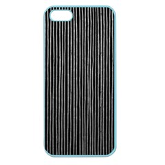 Stylish Silver Strips Apple Seamless Iphone 5 Case (color) by gatterwe