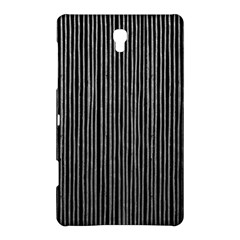 Stylish Silver Strips Samsung Galaxy Tab S (8 4 ) Hardshell Case  by gatterwe