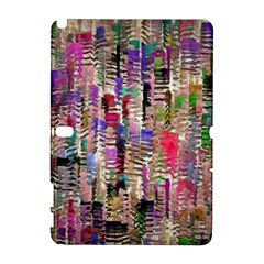 Colorful Shaky Paint Strokes                        Htc Desire 601 Hardshell Case by LalyLauraFLM