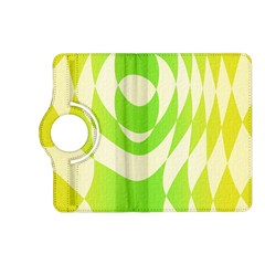 Green Shapes Canvas                        Samsung Galaxy Note 3 Soft Edge Hardshell Case by LalyLauraFLM