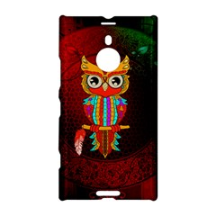 Cute Owl, Mandala Design Nokia Lumia 1520 by FantasyWorld7