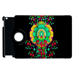 Rain Meets Sun In Soul And Mind Apple Ipad 3/4 Flip 360 Case by pepitasart