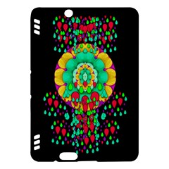 Rain Meets Sun In Soul And Mind Kindle Fire Hdx Hardshell Case by pepitasart