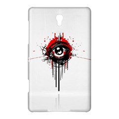Red White Black Figure  Samsung Galaxy Tab S (8 4 ) Hardshell Case