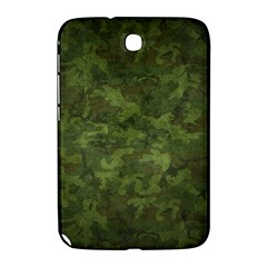 Military Background Spots Texture  Samsung Galaxy Note 8 0 N5100 Hardshell Case  by amphoto