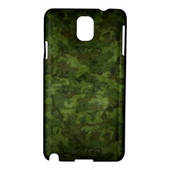 Military Background Spots Texture  Samsung Galaxy Note 3 N9005 Hardshell Case