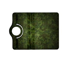 Military Background Spots Texture  Kindle Fire Hd (2013) Flip 360 Case by amphoto