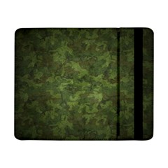Military Background Spots Texture  Samsung Galaxy Tab Pro 8 4  Flip Case by amphoto