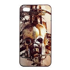 Mad Max Mad Max Fury Road Skull Mask  Apple Iphone 4/4s Seamless Case (black) by amphoto