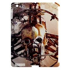 Mad Max Mad Max Fury Road Skull Mask  Apple Ipad 3/4 Hardshell Case (compatible With Smart Cover) by amphoto
