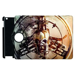 Mad Max Mad Max Fury Road Skull Mask  Apple Ipad 3/4 Flip 360 Case by amphoto