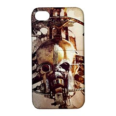 Mad Max Mad Max Fury Road Skull Mask  Apple Iphone 4/4s Hardshell Case With Stand by amphoto