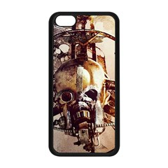 Mad Max Mad Max Fury Road Skull Mask  Apple Iphone 5c Seamless Case (black) by amphoto