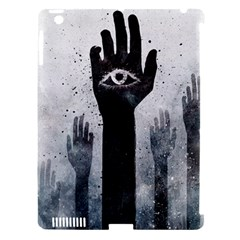 Hand Eye Vector  Apple Ipad 3/4 Hardshell Case (compatible With Smart Cover) by amphoto